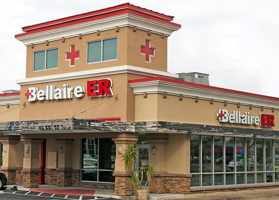 Bellaire ER Building Front View